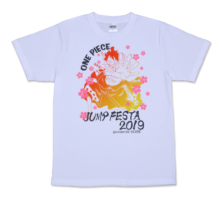 『ONE PIECE』Tシャツ JF2019限定Ver.