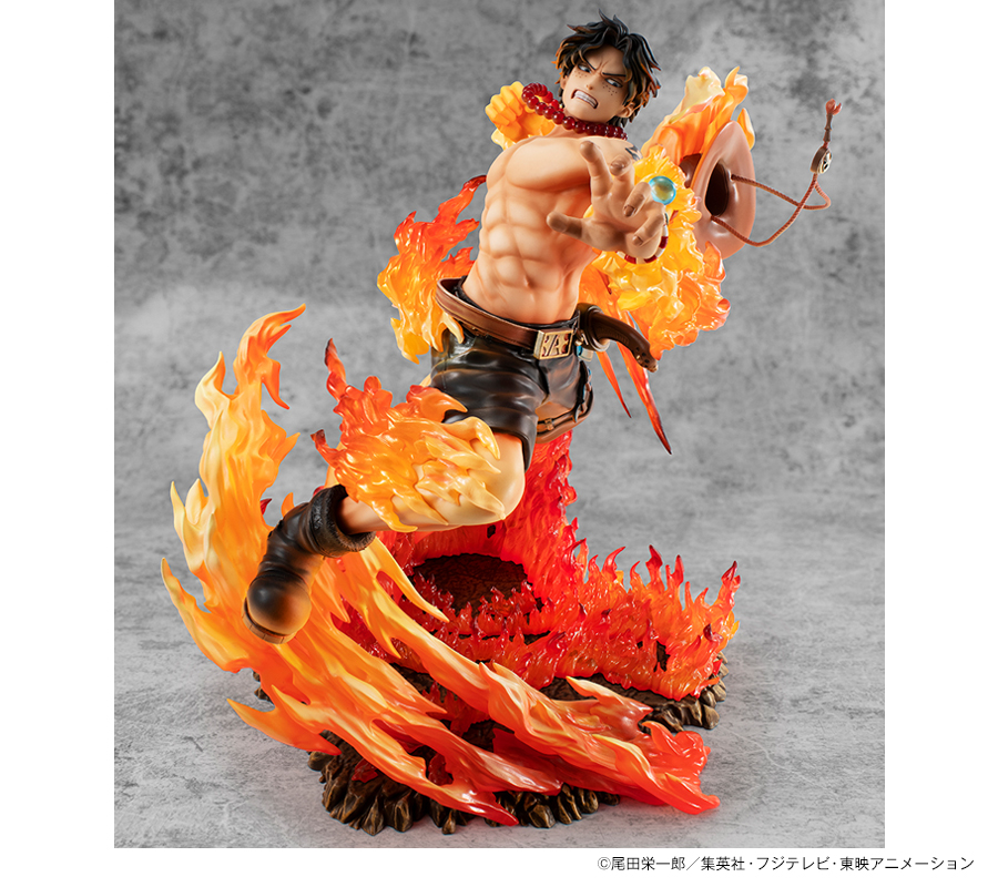 "『ONE PIECE』 Portrait.Of.Pirates ""NEO-MAXIMUM"" ポートガス・D・エース 15th LIMITED Ver."